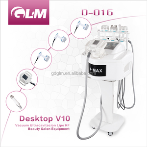 ultrasound cavitation vacuum positioning RF fat removal equipment with CE