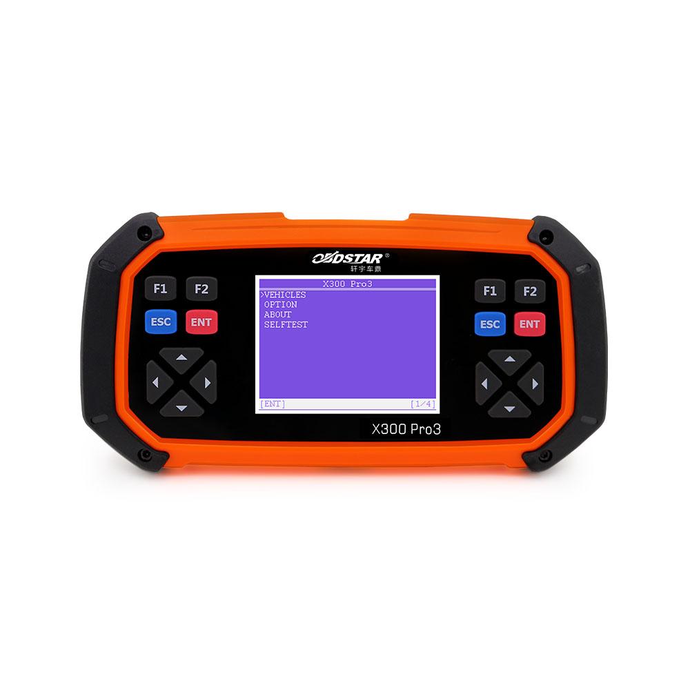 OBDSTAR X300 PRO3 Immobilizer + ओडोमीटर समायोजन के साथ कुंजी मास्टर + EEPROM/तस्वीर + OBDII OBDSTAR X300 कुंजी प्रोग्रामर अद्यतन ऑनलाइन