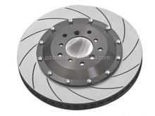 Qualified Sport and racing car disc brake rotor with 3000types available