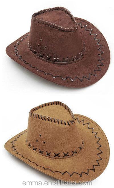 Top new fashion style cowgirl hat pretty design red cowboy hat HT2072 b802c138651b