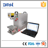 portable mini optical 20w fiber laser marking machine for sale
