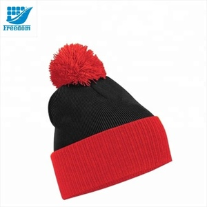 Hot Selling Fashionable Winter Custom Knitted Hat