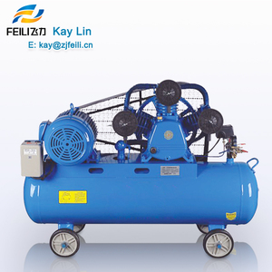 industrial heavy duty air compressor Beijing 2008 choose Feili 220v 12v air compressor