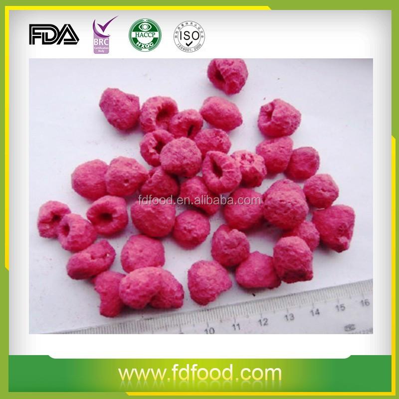 Freeze Dried Fruit Raspberry