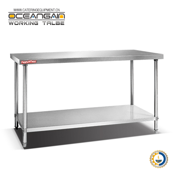 Venta al por mayor mesa de acero inoxidable para cocina-Compre ...