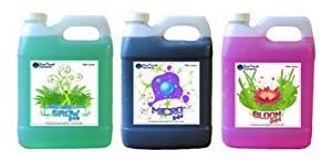 Blue Planet Nutrients Elite 3-Part (quart)