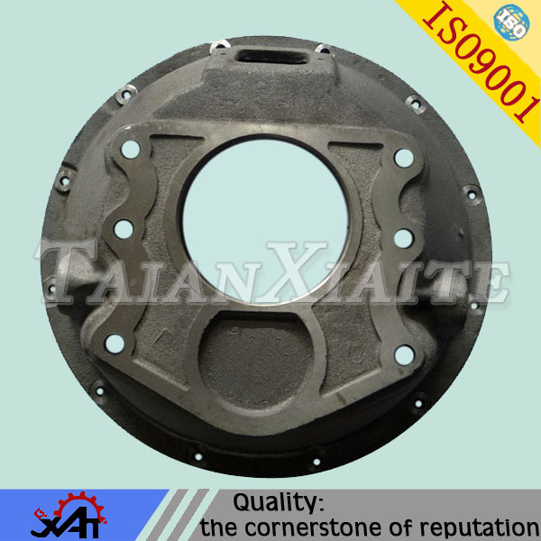 custom casting truck spare parts clutch shell