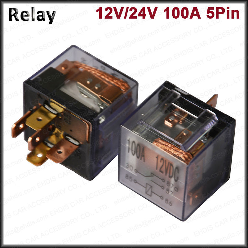 5pin Transparent Auto Relay 5pin Transparent Auto Relay Suppliers