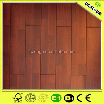 12mm High Density Laminate Flooring Flexible Wood Laminate Flooring