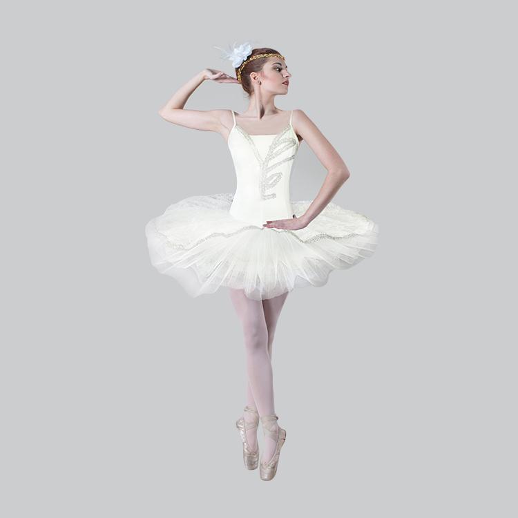426478bda2 Lindo Vestido Para As Meninas Vestido de Festa ballet adulto vestido de cisne  branco ballet tutu