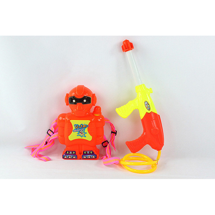 Special Design Robot Backpack Kids Toy Water <strong>Gun</strong> for Sale
