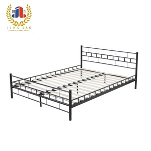 Modern metal bed frame/sex bed/adult double bed frame