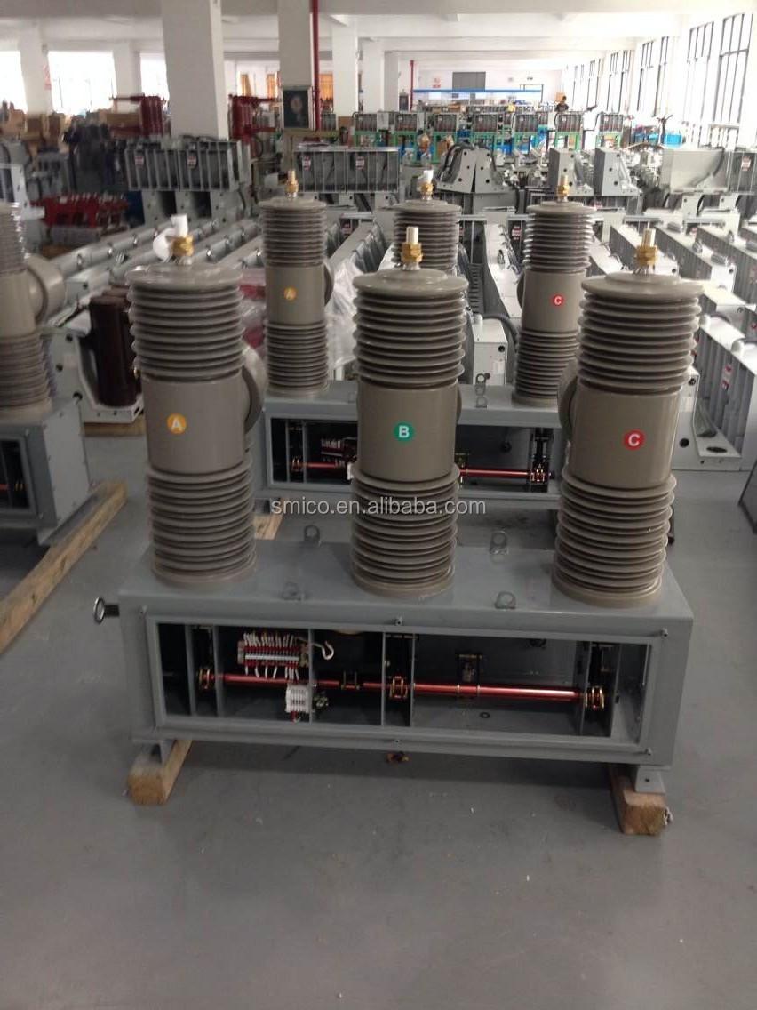 Medium Voltage Outdoor Ac Sf6 11kv 24kv 33kv Circuit Breaker Buy Vacuum
