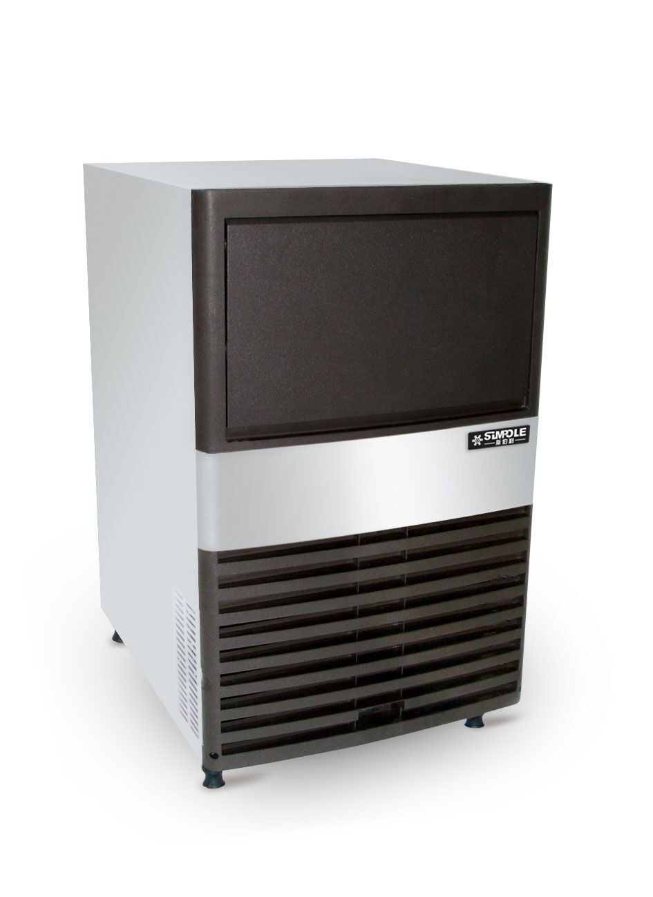 Coffee shops use capacity 25kg automatic cube ice maker for Ice makers for sale