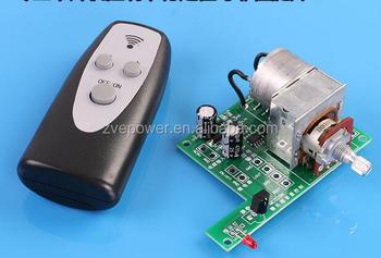 Remote Control Volume Circuit Board / Audio Amplifier Pre-level  Microcomputer Control Volume Control Regulator Board - Buy Volume Circuit  Board,Audio