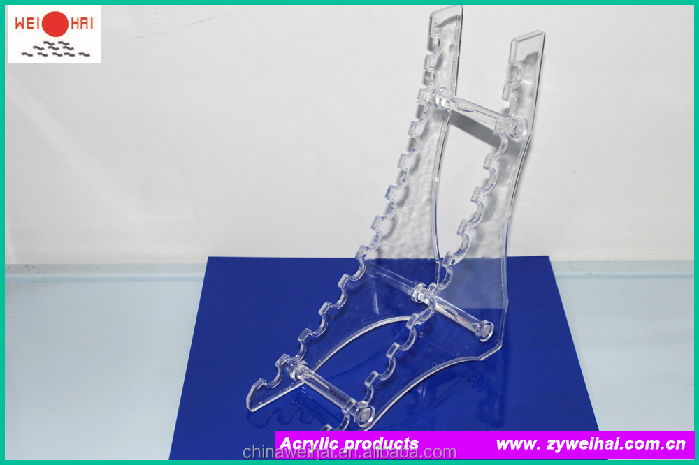 Clear Plastic Detachable Promotional Pen Display