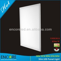 600X600 48W Epistar COB Led Panel Light Good Heat Dissipation with Reliable dimmable driver