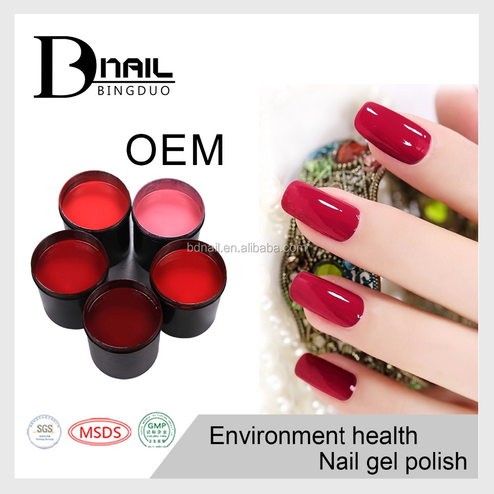 2017 New arrival High Quality color likos pack or bottle pack gel polish bulk buy from China