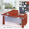 Factory Supplies Office Furniture L Shape Design Office Table From Foshan Furniture