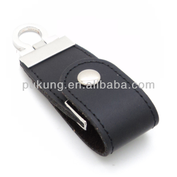 leather gifts usb thumb flashdrive