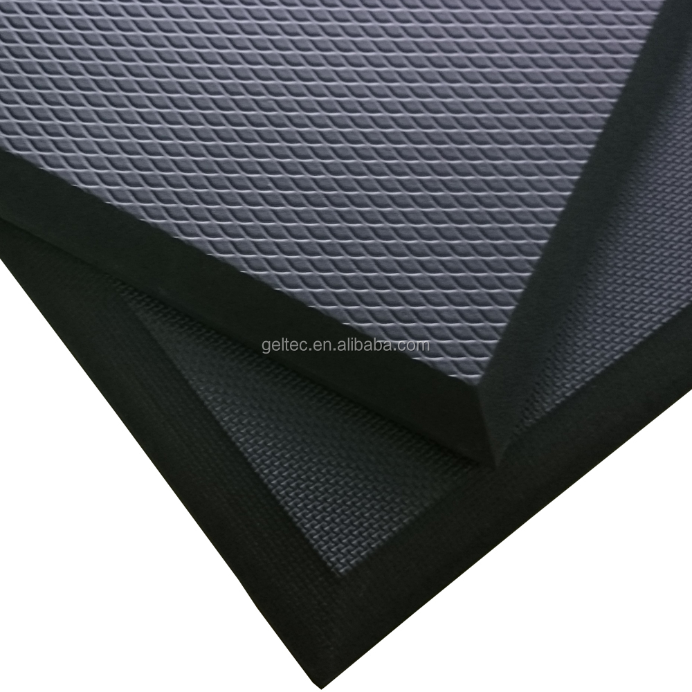 Rubber floor mats standing - Anti Fatigue Anti Slip Medical Surgical Rubber Gel Foam Mat