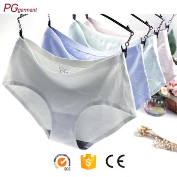 acb419a2e Super macio 100% algodão mulheres roupa interior de algodão mulheres  calcinha lingerie ...