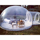 2018 Hot Selling Items Transparent Bubble Tent, Inflatable Cabin Room For Outdoor Camping