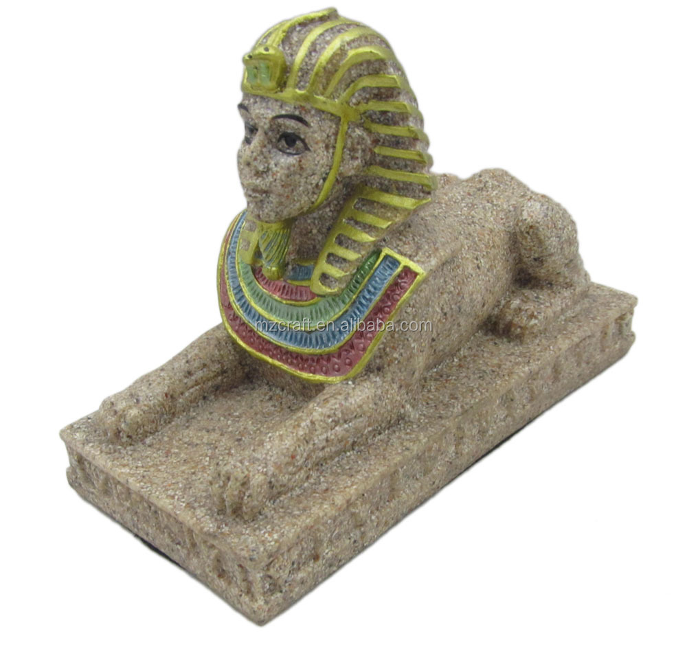 Image gallery sphinx crafts for Ancient egypt decoration