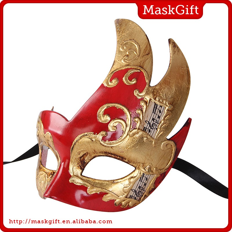 High Quality Plastic Carnival Mask Party Face Mask Wholesale