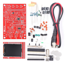 DSO138 DIY Digital Oscilloscope Kit SMD Soldered 13803K Version electronic spare parts production suite
