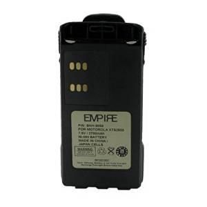 Motorola MT1500 2-Way Radio Battery (Ni-MH 7.5V 2700mAh) Rechargeable Battery - replacement for Motorola NTN9858 Battery