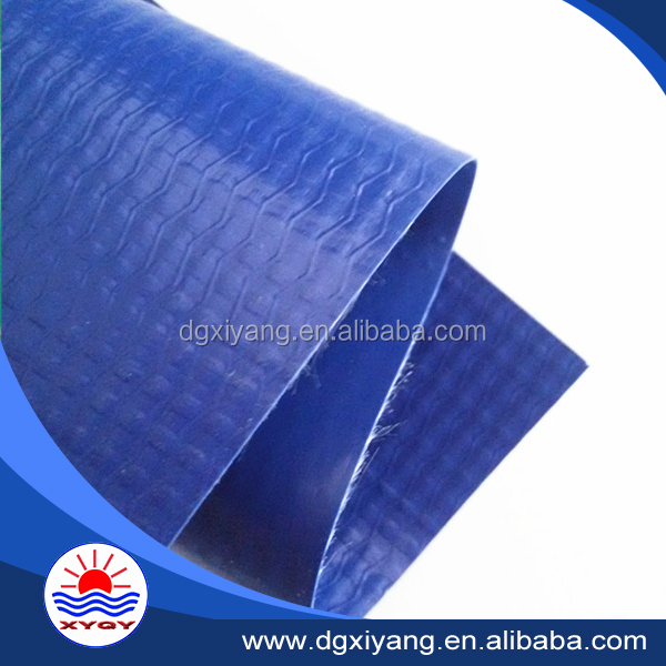 fire resistance pvc coated polyester fabric tarps made in China