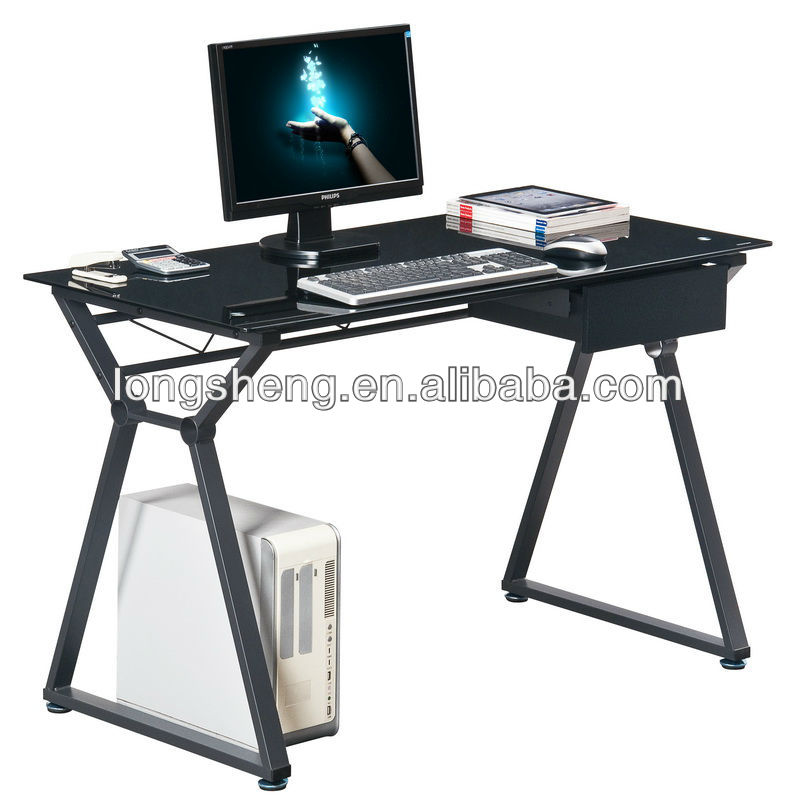 Genial Luxury Glass Study Table   Buy Glass Study Table,Glass Computer Table,Luxury  Glass Study Table Product On Alibaba.com