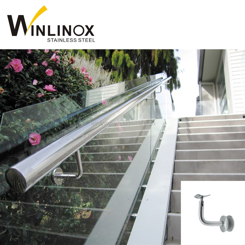 stainless steel components bracket glass railing support