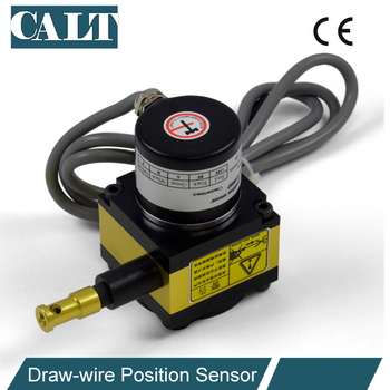 1meter Displacement Measuring Cable Draw Sensor Wire Potentiometer ...