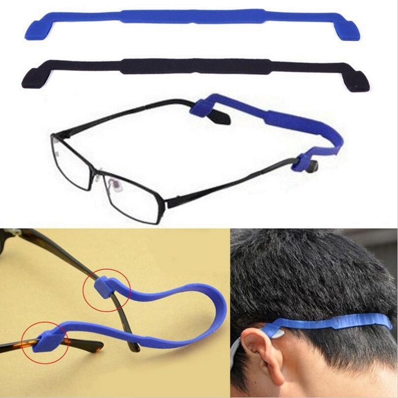 9b063c59c071 2017 New Arrival Anti-skid Sports Glasses Ropes High Elastic Basketball  Football Fishing Glasses Belts Soft Silicone Straps - Buy Silicone Breast  Straps ...