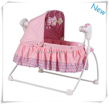 Rocking Bed Automatic Swing Baby Bed Baby Products Suppliers China ...