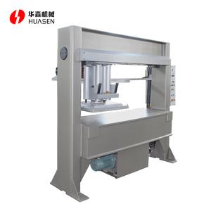 Automatic pattern cutting machine mask clicker press shoe machines