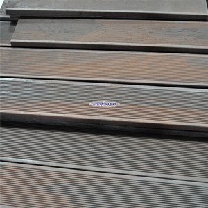 carbonized oak flooring thermowood outdoor wooden decking