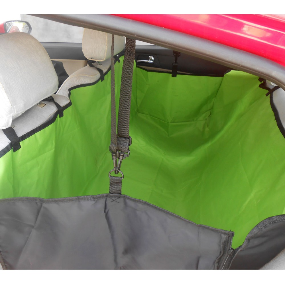 New Waterproof Carrier Car Seat Cover Fold Pet Dog Safety Travel Blanket Custion