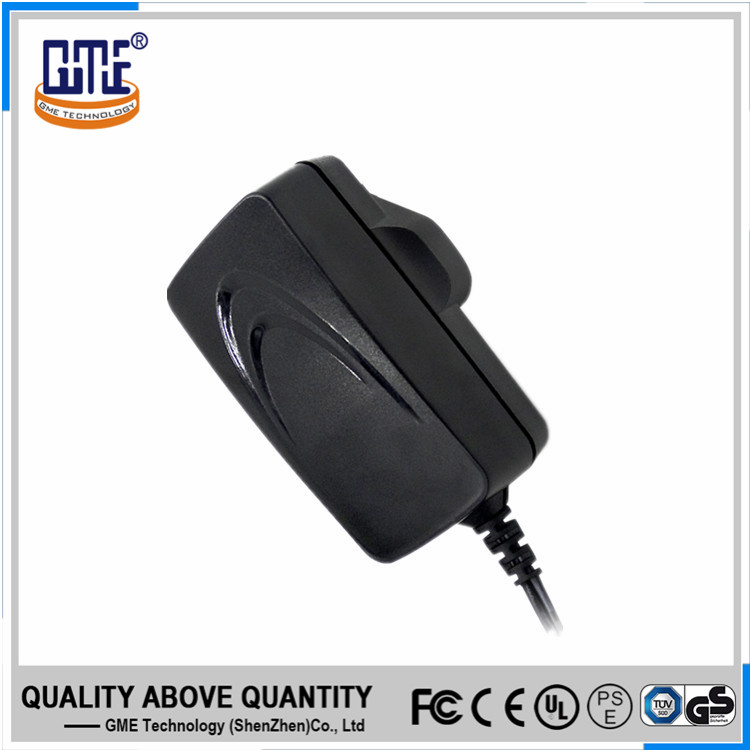 Micro USB wall mounted CE certified 5v 2.5a power adaptors