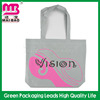 Custom printed simple design storage white non-woven bag factory wholesale price