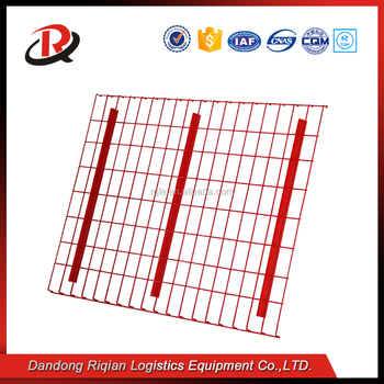 RIQIAN logistics loading operation delivery tray shelf warehouse wire mesh decoration