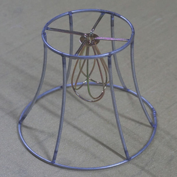 Metal Lamp Shade Wire Frame