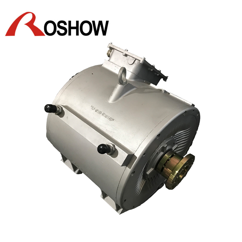 100kw Permanent Magnet Motor Electric Car For Pure Commuter Ac Ev