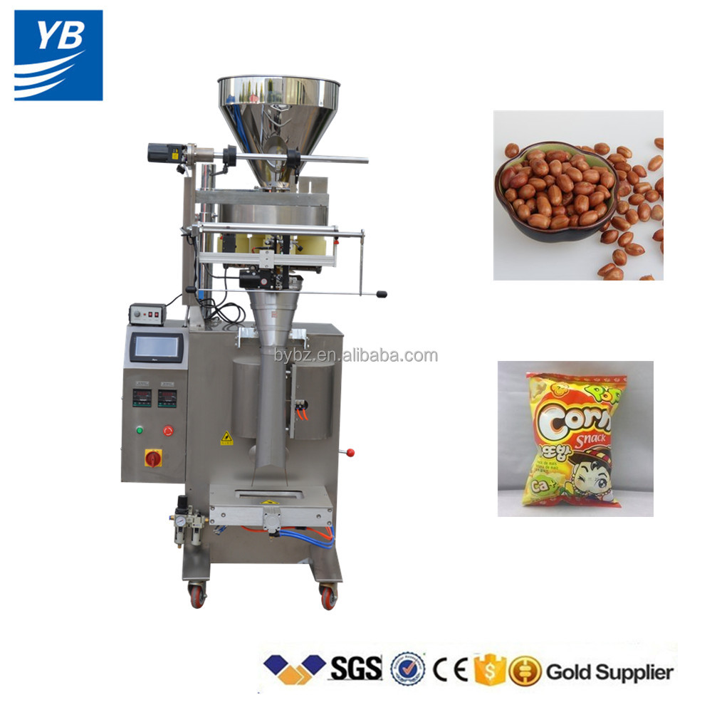 YB-300K Automatic Packing Machine for Grains/ beans 500g 1kg