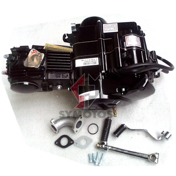 Lifan 90cc Engine 2troke Lf90cc Motorcycles Engine Air Cooler Manual Clutch  Kick Start - Buy Lifan Product on Alibaba com
