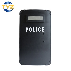 Bullet Proof Shield PE Light Weight Ballistic Hand Shield Armor