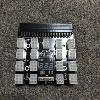 New 17 Connectors Breakout Board Adapter Compatible With Power ...