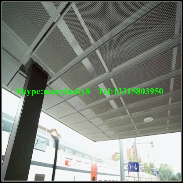 Expanded Metal Architectural Mesh/architecture Expanded Mesh